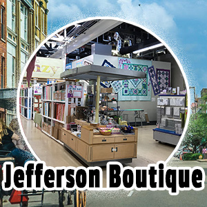 Jefferson Store - PreCuts and Events Only