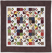 Quilt Patterns from Seattle | Created by Cindy Carter