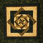 Calico Carriage Quilt Designs: Labyrinth