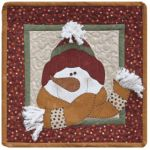 The Wooden Bear Quilt Designs: January: All Bundled Up