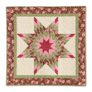 Radiant Star 4 Color Wallhanging Kit