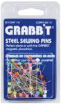 Grabbit Steel Pin Size 28 - 1 1/2in 80ct