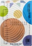 EZ Quilting Easy Circle Cut Template