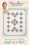 Romance Rose: Eleanor Burns Signature Quilt 735272012535