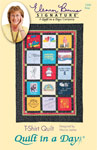 T-Shirt Quilt: Eleanor Burns Signature Quilt Pattern 735272012566