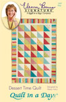 Dessert Time: Eleanor Burns Signature Quilt Pattern 735272012573