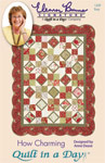 How Charming: Eleanor Burns Signature Quilt Pattern 735272012597