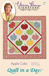 Apple Cake: Eleanor Burns Signature Quilt Pattern  735272012696