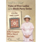 Tales of First Ladies LIVE Block Party Series DVD