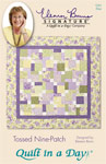 Tossed Nine Patch: Eleanor Burns Signature Quilt Pattern  735272012559
