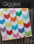 Jaybird Quilts: Giggles Baby Quilt