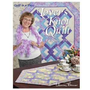 Trinity Celtic Knot quilt pattern / Quilter's Market, Quilting Gallery