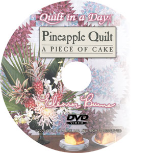 Pineapple Quilt DVD