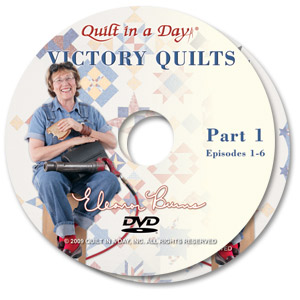 Victory Quilts DVD