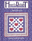Hearts Delight-Nine Patch Variations