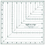 9.5 Square Up Ruler by Quilt in a Day