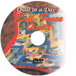 Rail Fence Quilt DVD