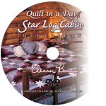 Star Log Cabin DVD