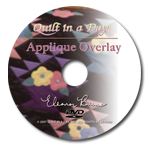 Applique Overlay DVD