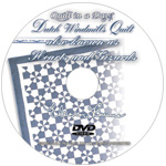 Dutch Windmill Quilt DVD