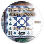 Bears in the Wood (2 Part Series) DVD