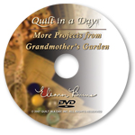 More Projects from Grandmother's Garden DVD