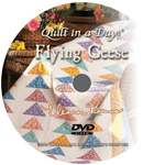 Flying Geese DVD