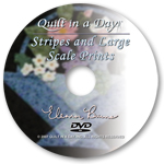 Stripes and Large Scale Prints DVD