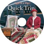Quick Trip Quilts DVD