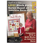 American Barn Quilt Block Party Complete Series DVDs