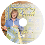 Orion's Star Quilt DVD