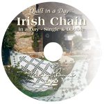 Irish Chain in a Day - Single & Double DVD