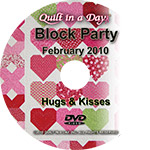 Strip TZZ - February- Hugs & Kisses DVD