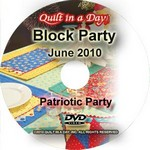 Strip TZZ - June - Patriotic Party - DVD