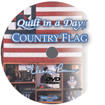 Country Flag Wallhanging DVD