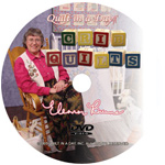Crib Quilts DVD