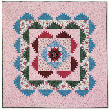 Delectable Mountains 735272010623 - Quilt in a Day Books : delectable mountain quilt - Adamdwight.com