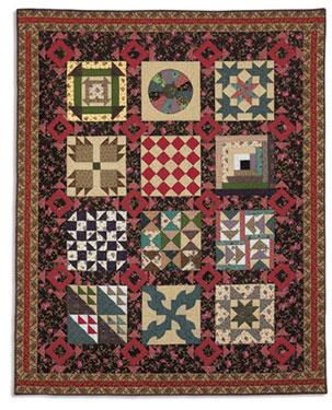 Quilt Patterns For Underground Railroad : Underground Railroad Sampler 735272010685 - Quilt in a Day Books