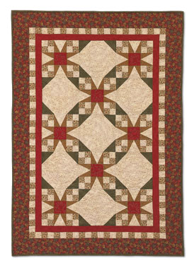 Tennessee Waltz Quilt 735272010708 Quilt In A Day Books