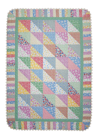 Quilt Patterns To Make In A Day : Dessert Time: Eleanor Burns Signature Quilt Pattern 735272012573 735272012573 - Quilt in a Day Books