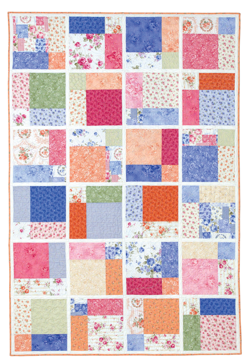 Piece Of Cake Eleanor Burns Signature Pattern