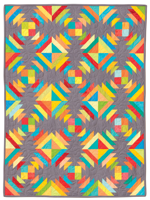 Pineapple Quilt Eleanor Burns Signature Pattern