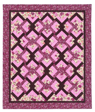 Lover S Knot Quilt 735272010791 Quilt In A Day Books