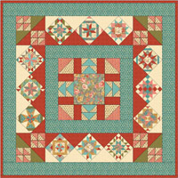 2013 Patchwork Party Quilt