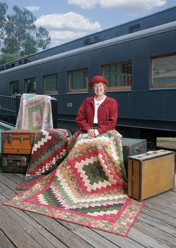 Quilt In A Day Biography Of Eleanor Burns