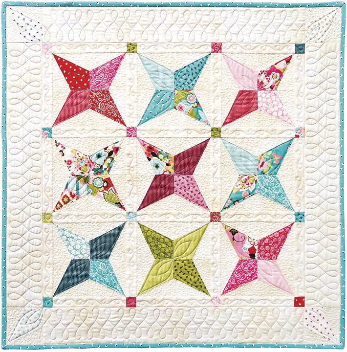 Quilt Patterns To Make In A Day : Quilt in a Day 4 1/2