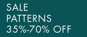 Sale Patterns 35%-70% Off