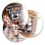 Quilt in a Day DVDs