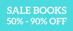 Sale Books 35%-50% Off