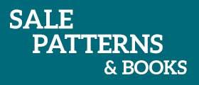 Sale Patterns & Books